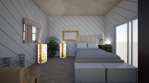 eclectic fun - Glamour - Bedroom - by Absol2612