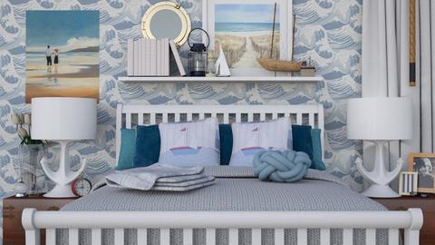 Nautical - Modern - Bedroom - by HenkRetro1960