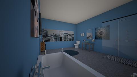 Bathroom 1 - Bathroom - by KayceeB17