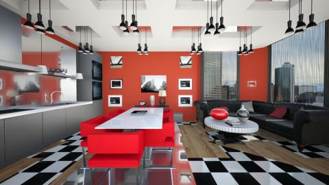 lkn kl - Bedroom - by doctorlili