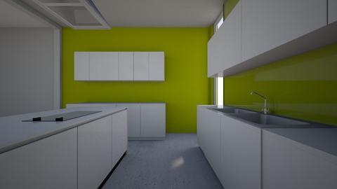 hjhjj - Kitchen - by hivek93