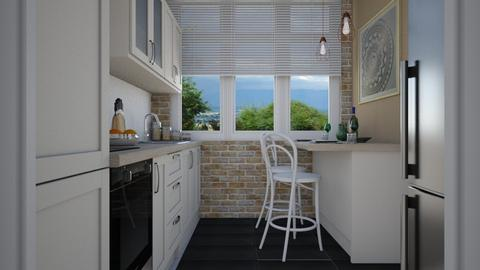 VersionX_Kitchen - Kitchen - by Laurika