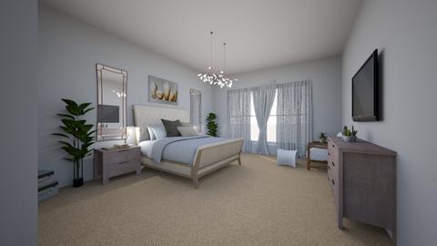 Neutrals - Classic - Bedroom - by elizabethwatt16