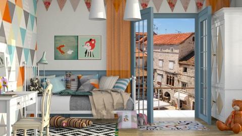 Lizzys corner - by antonia_k