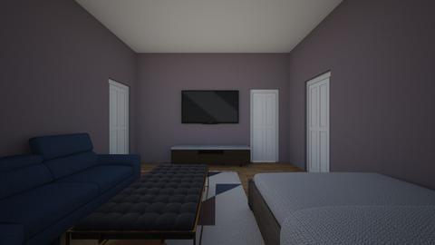 skys room - Modern - Bedroom - by thatflyguysky