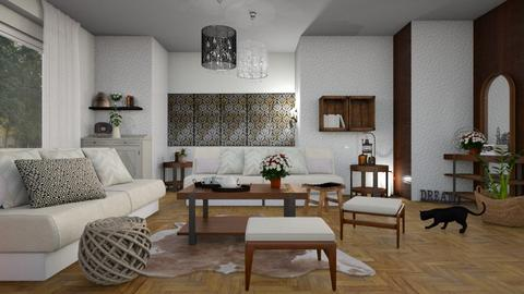 Marley - Living room - by ZuzanaDesign
