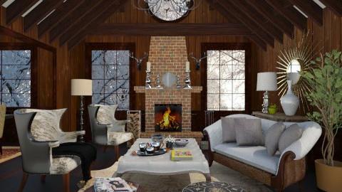 Barn makeover - Living room - by XValidze