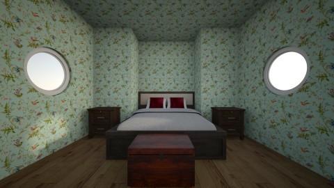 hotel room - by zacabot123