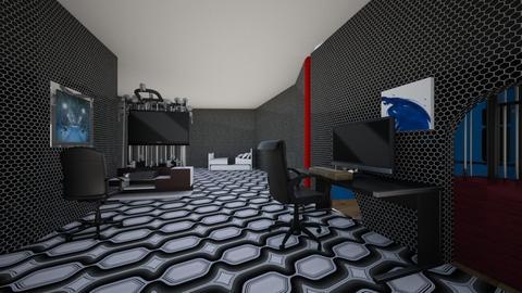 The room of my dreams - Retro - Bedroom - by Jacky557