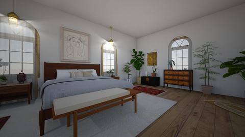 Dream room - Eclectic - Bedroom - by vanessaell