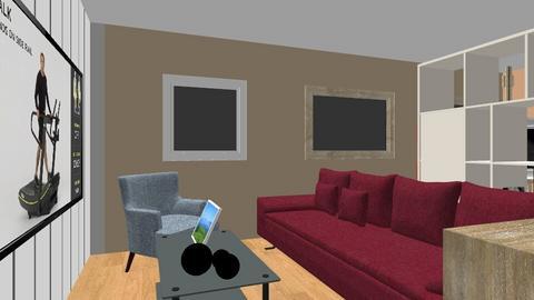 Living de sofia - Living room - by Narella Hinojosa