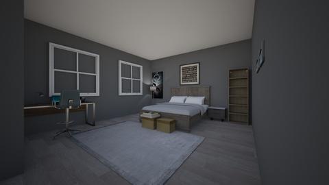 jr room - by Julianatgonzales