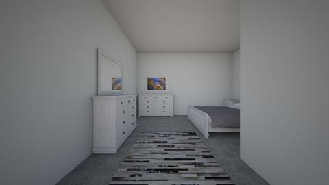 Master Bedroom - Modern - Bedroom - by Helen Bendessi