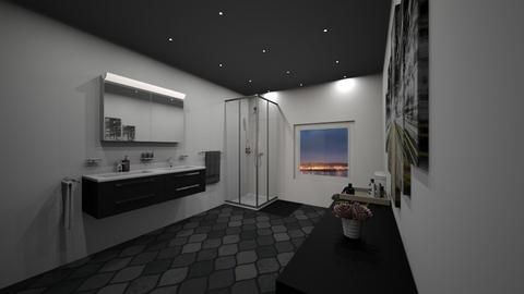bathroom nr 1 - by karospohr