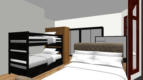Master Room 2 - Bedroom - by muchachos02