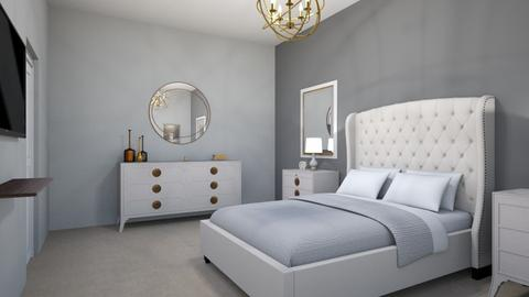 Master Bedroom 1 Angel 5 - Modern - Bedroom - by Christine Ward_877