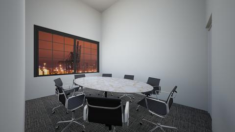 501schox96oak - Office - by evakarwowska