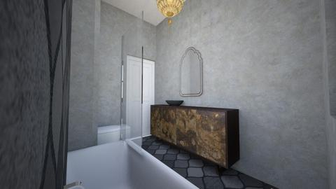 Badkamer - Bathroom - by Bambiedesign