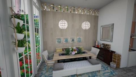 cute room - by loritah