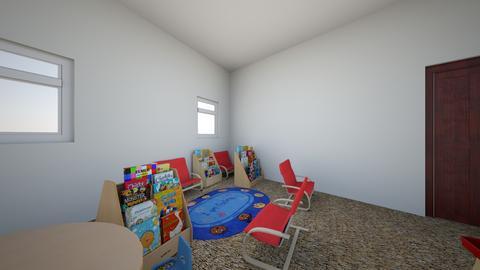 PreK Classroom - Kids room - by VABFLTTMTUDDWLMQZFPTKQJJABMNNWH