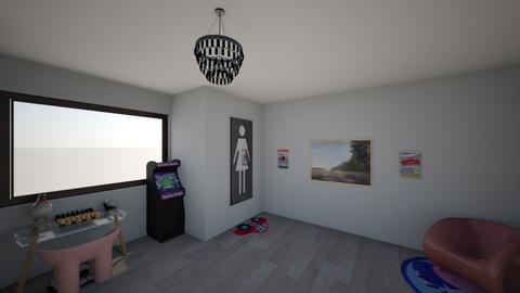 interior design room - Modern - Bedroom - by Madysenmor