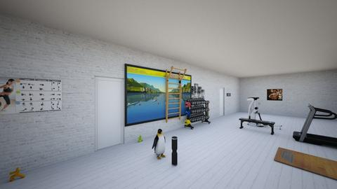 podval444455888 - Modern - Office - by ulyan