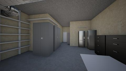 File Room - Office - by wrightfoundation