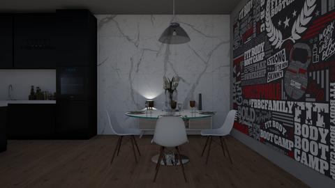 mapart4dr1 - Dining room - by MaluBS