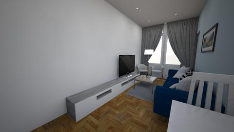 Proyecto Charo - Living room - by Mariana Ortiz_817