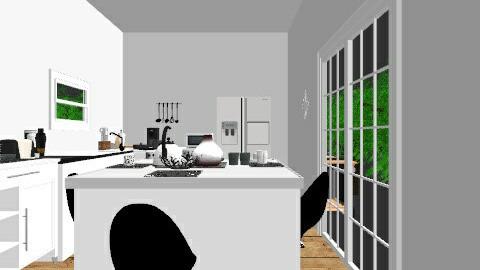 2ertyu - Classic - Kitchen - by marvelentza