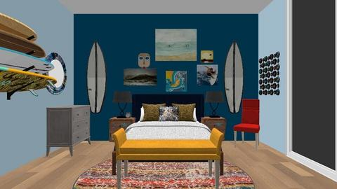 Surf Culture - Bedroom - by LexieB123