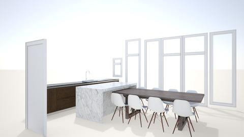 Woonkamer - Modern - Dining room - by afhad
