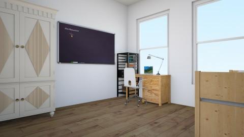 My future bedroom - Bedroom - by 0Rika123