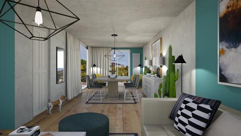 Redesign living 1 - Living room - by chania