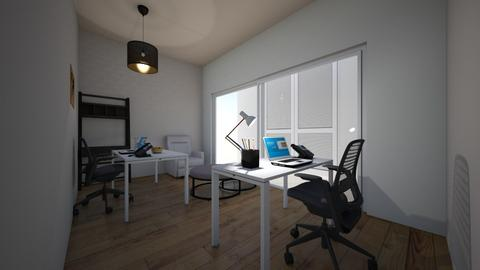 Oficina - Modern - Office - by 2119100624