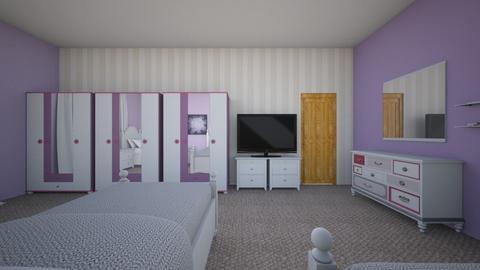 MY BADROOM - Classic - Bedroom - by waad3333