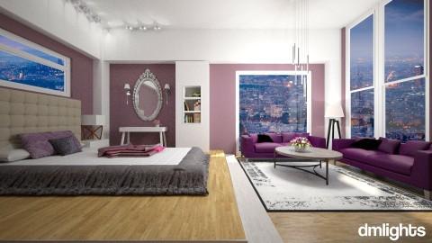 Girls room - Classic - Bedroom - by DMLights-user-1466046