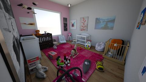 nursrey - Kids room - by roomlife4