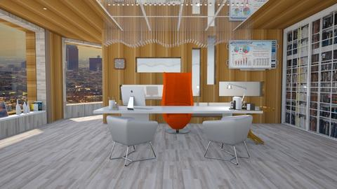 Citizen OAK_office - by antonia_b