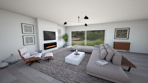 DWR Wu  - Living room - by mikaelawilkins