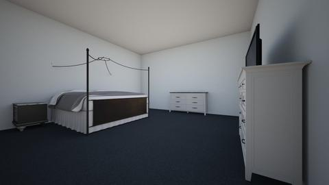Jordans Room - Bedroom - by jordandenardo10