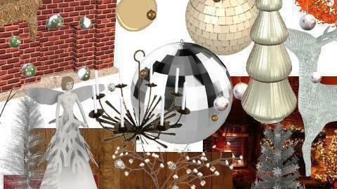 Christmas Cabin - by DesireToDesign
