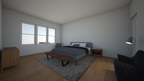 Bernstock Master Bedroom - by Adam Leveille
