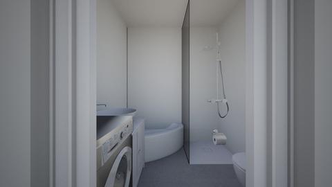 laz5 - Classic - Bathroom - by Sylwia Chudy