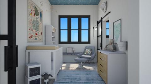 Dumbo - Bedroom - by lauren_murphy