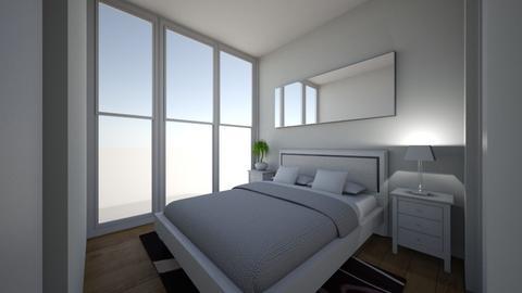 attempt 1 - Modern - Bedroom - by smitteh
