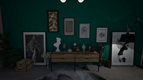 class scean - Modern - Living room - by amilya
