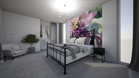 hjkoi - Bedroom - by hivek93