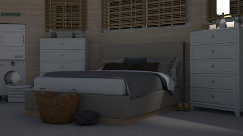 bedroom - by emmaald