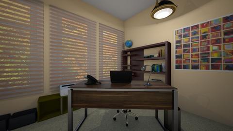 office - by Cereakliker4Lyf